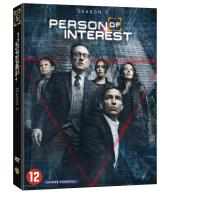 Person of interest Saison 5 DVD