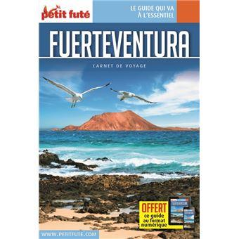 Carnet Petit Futé Fuerteventura