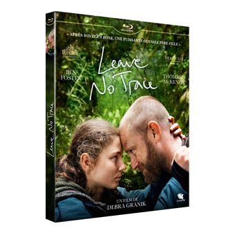 Leave No Trace Blu-ray