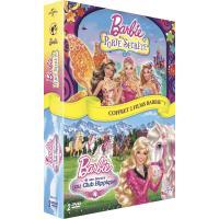 Barbie et la porte secrète, Barbie et ses soeurs au club hippique Coffret DVD