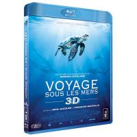 Voyage sous les Mers 3D Anaglyphe - Blu-Ray