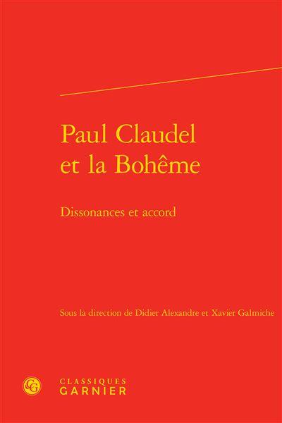 Paul Claudel et la Bohême
