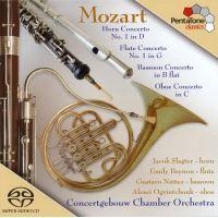 Concertos - Super Audio CD hybride