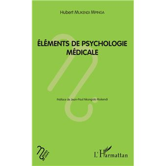 Elements de psychologie medicale