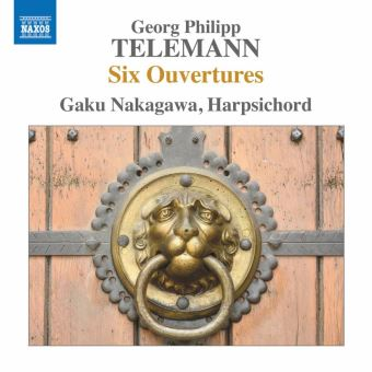 SIX OVERTURES FOR HARPSICHORD