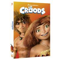 Les Croods DVD