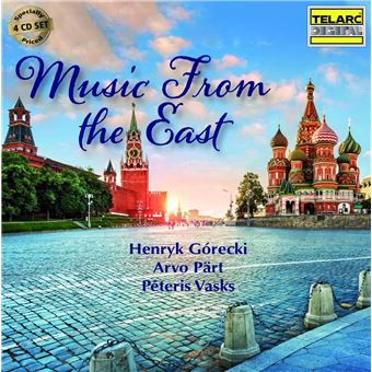 Music From The East Coffret