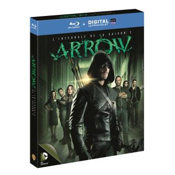 ArrowArrow Saison 2 Blu-ray