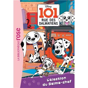 Les 101 dalmatiens101, Rue des Dalmatiens