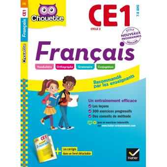 Francais Ce1 Cycle 2 Workbook