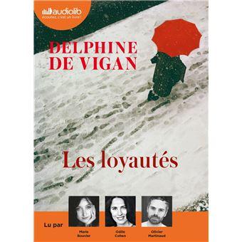 """Résultat de recherche d'images pour """"les loyautés delphine de vigan"""""""