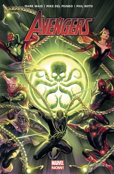 Avengers T02 : Secret Empire