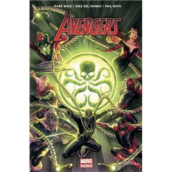 AvengersSecret Empire