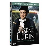 Arsène Lupin Saison 2 DVD