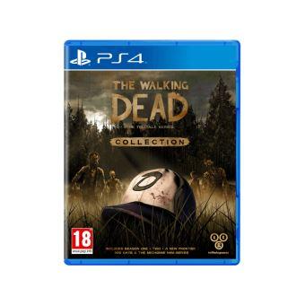 Walking dead collection: telltale series FR/NL PS4