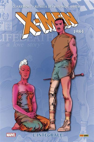 X-Men: L'intégrale T08 (1984)