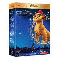 Coffret La Garde du Roi Lion 1 à 4 DVD