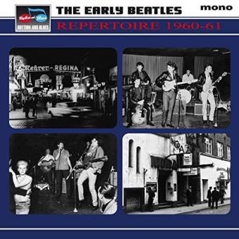EARLY BEATLES REPERTOIRE 1960-61/4CD