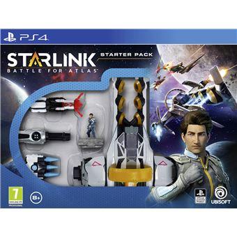 Pack de démarrage Starlink Battle for Atlas PS4