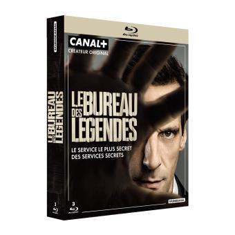 Le Bureau des légendesLe Bureau des légendes Coffret Blu Ray