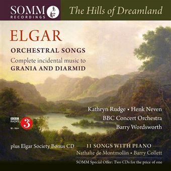 Hills of dreamland/grania and diarmid