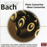 FLUTE AND OBOE CONCERTOS