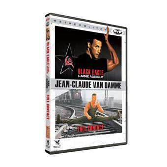 Coffret Jean-Claude Van Damme 2 films DVD