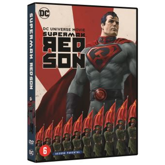 SupermanSuperman Red Son DVD