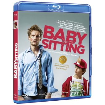 BabysittingBabysitting Blu-ray
