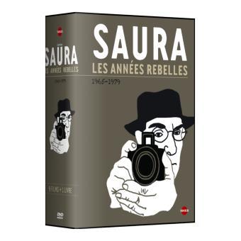 Carlos Saura Essentiel Les années rebelles 1965-1979 DVD