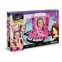 Miroir avec kit de maquillage Clementoni