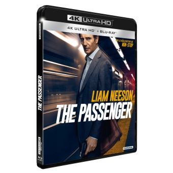 The Passenger Blu-ray 4K Ultra HD