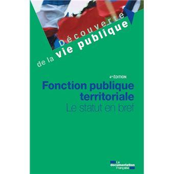 Fonction publique territoriale broch fr d ric - Grille d avancement fonction publique territoriale ...