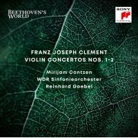 Beethoven's World Clement Violin Concertos Nos 1 et 2