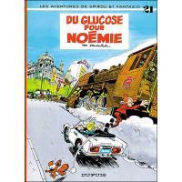 Du glucose pour Noémie