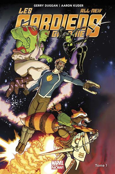 All-New Les Gardiens de la Galaxie T01 : Ni vu ni connu