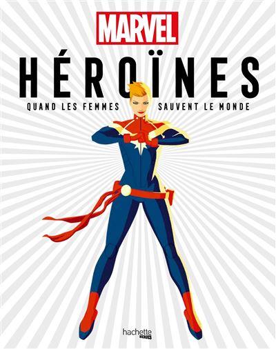 Héroïnes Marvel