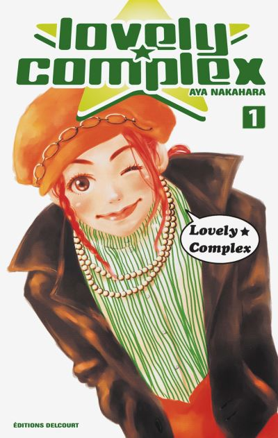 Lovely complex - tome 1