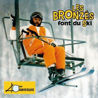 Les bronzés font du ski Edition Limitée Vinyle blanc