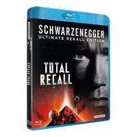 Total Recall Blu-Ray Edition Ultimate