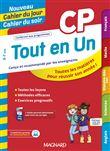 Cahier du Jour Cahier du Soir Tout en un CP Cycle 2 Workbook