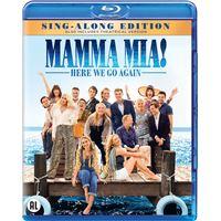 Mamma mia 2: here we go again!-BIL-BLURAY