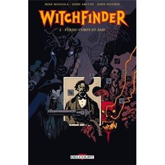 WitchfinderWitchfinder T2 - Perdu corps et âme