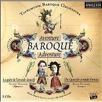 L'Aventure baroque: la quête de l'Arundo Donax - Coffret