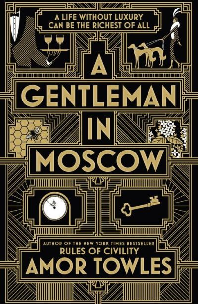 A Gentleman in Moscow - 9781448135509 - 8,49 €