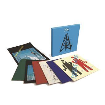 """Construction Time Again The 12"""" Singles Collection Vinyle 180 gr Coffret Inclus un poster et coupon MP3"""
