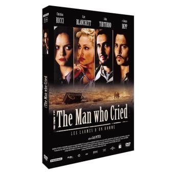 The man who cried DVD