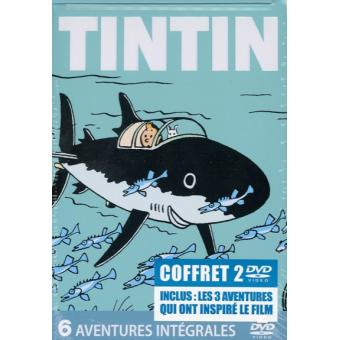 TintinTINTIN-MER-2 DVD-VF