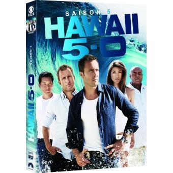 Hawaii 5-0Hawaii Five-0 Saison 5 DVD
