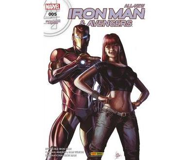 All-New Iron Man & les Avengers - Tome 5 : All-new iron man & avengers n° 5